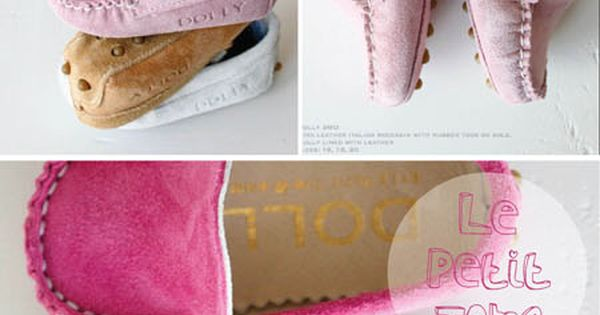The cutest baby moccasins! from le petit tom http://www.lepetittom.nl/