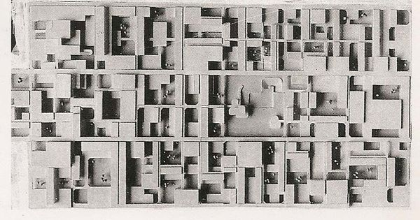 Candilis Josic Woods Free University Berlin Architecture Today Architecture Berlin
