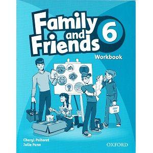 Family And Friends 6 Workbook Workbook English Teacher