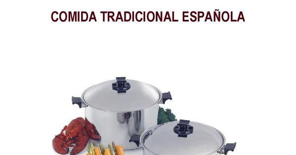 Recetas de cocina tradicional cocina espa ola cocinas for Cocina tradicional espanola
