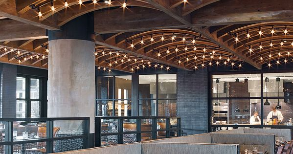 Geraldine's – Mark Zeff Design  Modern Restaurant & cafe interiors  Pinterest ...