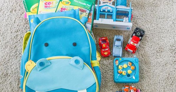 Toddler Travel Bag: Traveling with a toddler is always an adventures. We