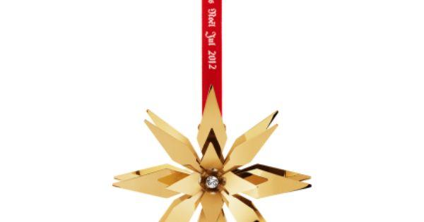 2012 christmas mobile star of bethlehem gold i love georg for Tannenbaumspitze stern