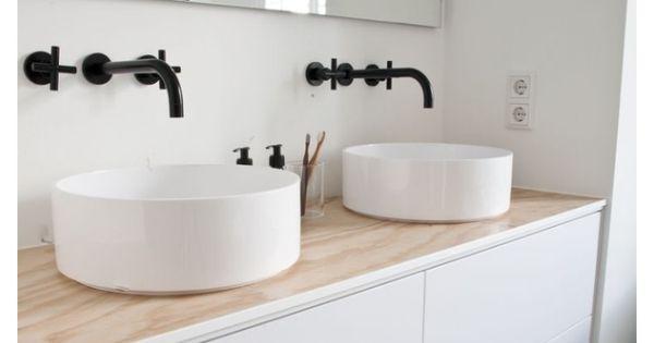 Home daniellieee123 home pinterest badkamer badkamers en wc - Badkamers bassin italiaanse design ...