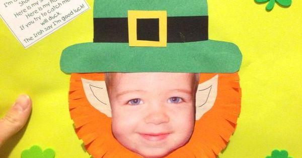 Paper Plates Crafts For St Patricks Day Patricks