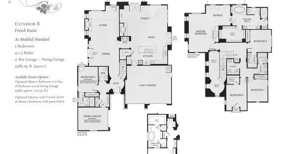 Arezzo 2345 1700 floor plans pinterest house for 1200 post oak floor plans