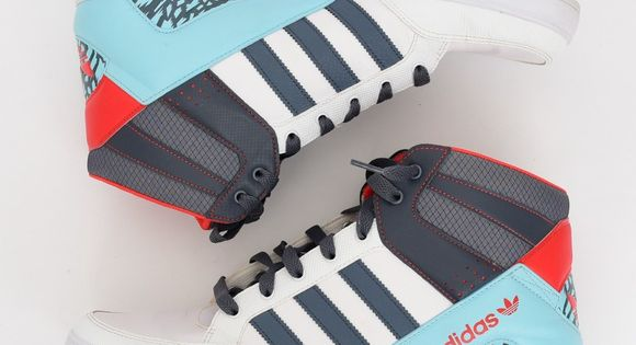 Se infla élite Negligencia médica  Adidas EVH 791004 Blue Grey Red White | White adidas, Blue grey, Adidas