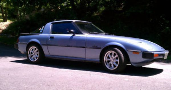 1980 mazda rx 7 i loved this car for almost 10 years fun to drive plenty of room for me and. Black Bedroom Furniture Sets. Home Design Ideas