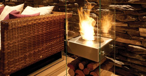 Indoor Firepit