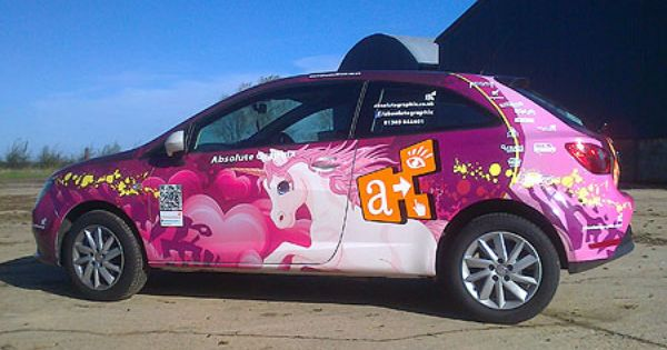 Girly Car Wrap Work We Like Pinterest Cars Http