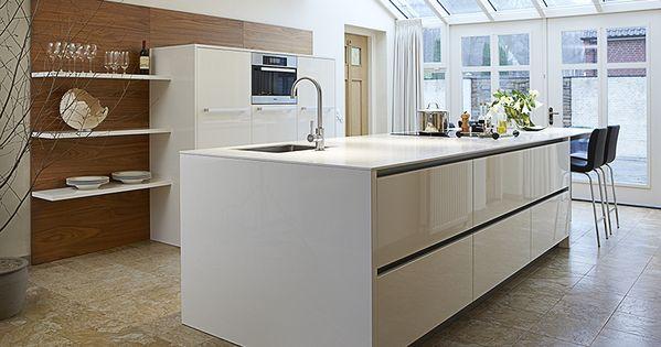 Handgemaakte keukens bij keukenstudio maassluis handgemaakte keuken handgemaaktekeuken - Keuken open concept ...