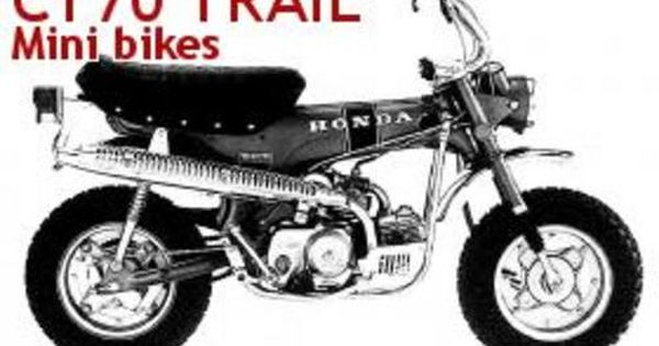 Pay For Honda Ct70 Owners Manual And Parts Catalog Download Owners Manuals Parts Catalog Honda