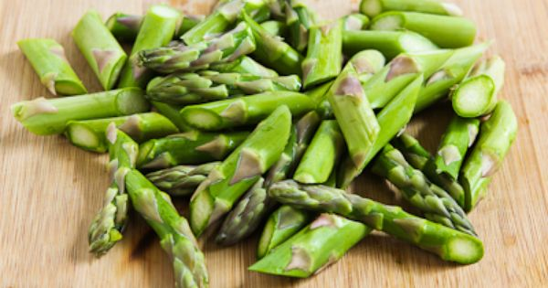 ... -Cooked Asparagus with Basil Pesto | Asparagus, Pesto and Basil Pesto
