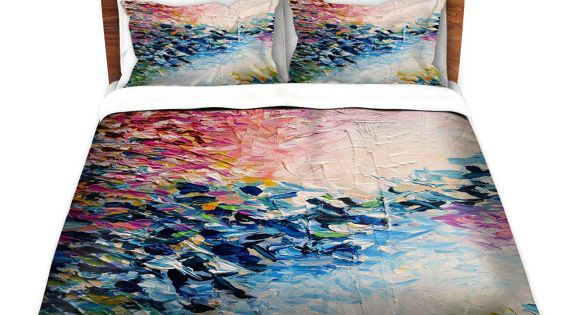 PARADISE DREAMING Fine Art Duvet Covers King Queen Twin