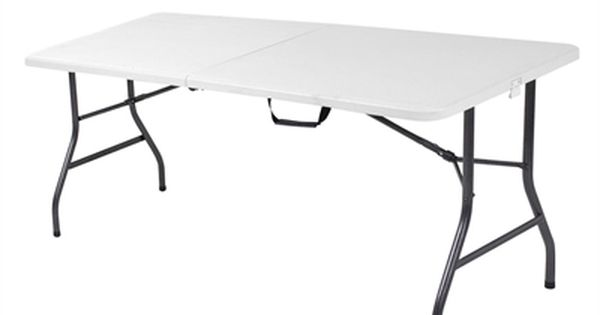 Cosco Folding Table 14678 Deluxe 6 Ft Table Chairs Home Furniture