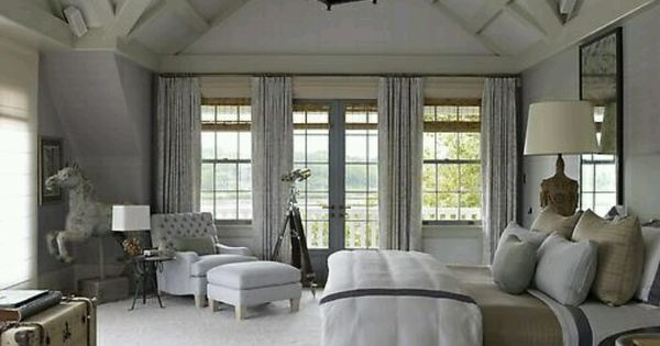 English cape cod style boudoir pinterest chambres for Chambre english