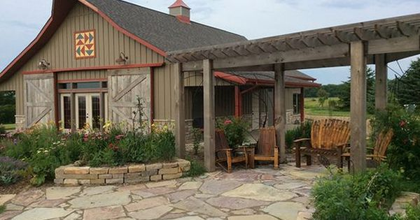 Barndominium Exteriors Some Day Pinterest
