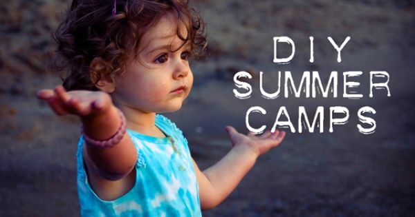 Keep your kids learning all summer with Do-It-Yourself (DIY) Summer Camp Weeks,