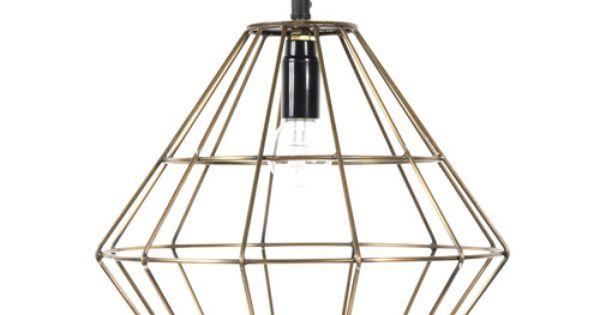Suspension en m tal soho maisons du monde mdm luminaires pinterest m taux soho et lampes for Suspension luminaire maison du monde