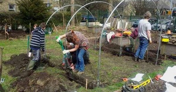 Trellis idea o w l s outdoor wildlife learning sites Garden club program ideas