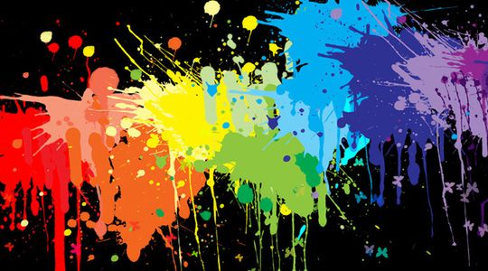 20 High Quality Color Spectrum And Rainbow Wallpapers Rainbow