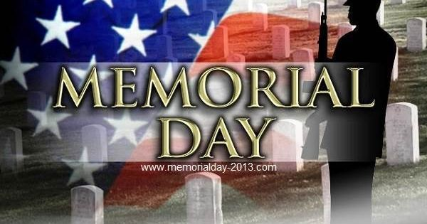memorial day background information