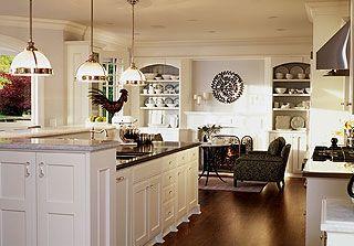 Season 3 Heather S Kitchen Rooster Kitchen Decor Home