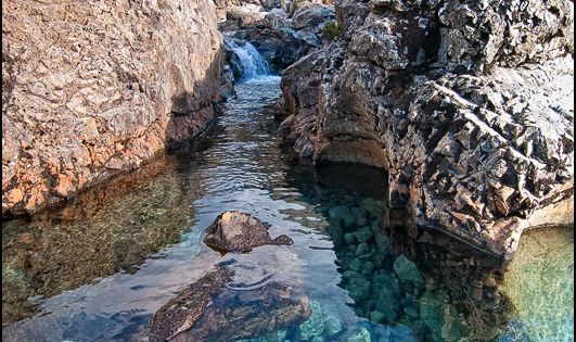 ♥ Bucket list. fairy pools, scotland, isle of skye
