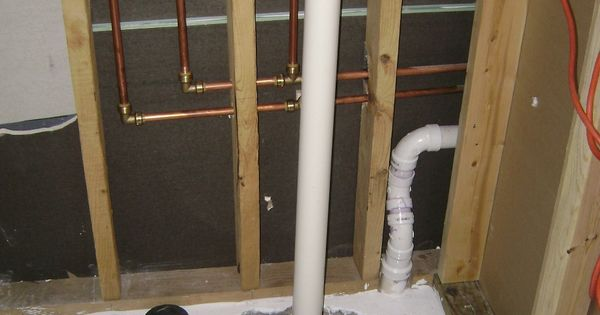 Ejector System Install Master Craftsman Pinterest Basement Bathroom Basements And Sewage