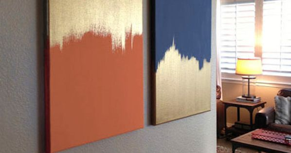 Make It: 15 Awesome and Easy DIY Wall Art Ideas