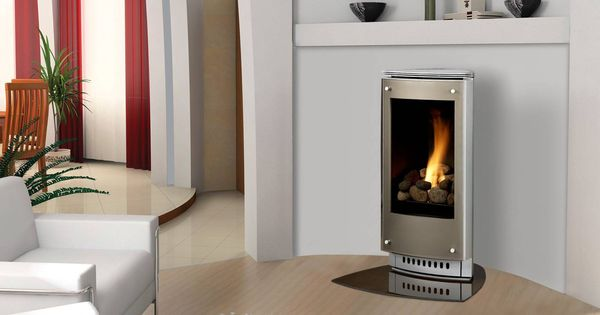 Direct Venting Gas Fireplace To Replace Old Wood Gas