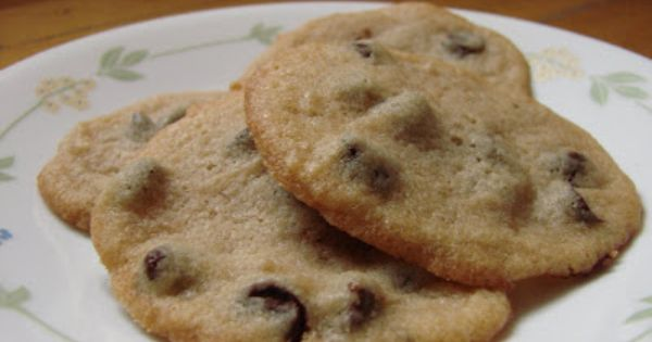 Cookies, Chocolate and Chocolate chips on Pinterest
