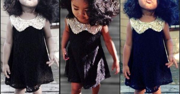 Dress: girls, girly, kids, toddler, fashion, chic, classy ...