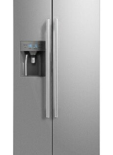 Refrigerateur Americain Daewoo Frn M565d2s Refrigerateur Americain Et Glace Pilee