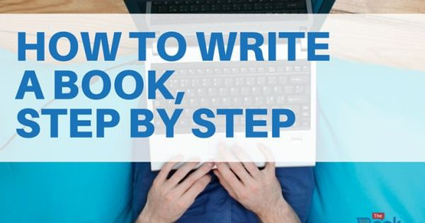 First steps to write a book