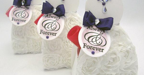 explore bridal shower centerpieces
