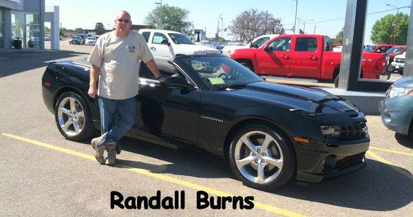 Mike bidwell mankato motors thanks randall burns for Randall motors