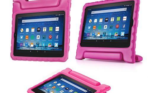 Tnp Shock Proof Case For All New Fire Hd 8 Tablet 7th Ge Https Www Amazon Com Dp B073gj57vz Ref Cm Sw R Pi Dp U X O9 Kid Tablet Tablet 7 Kindle Fire Kids