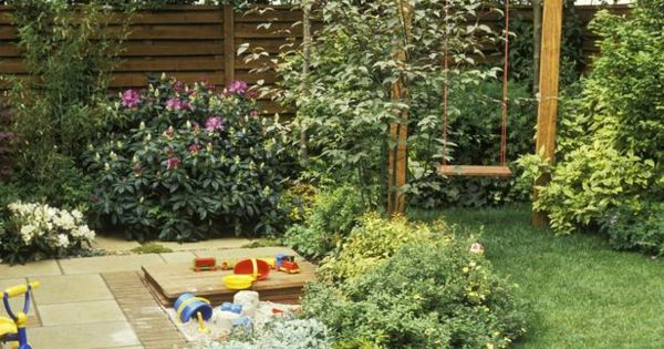 garten spielplatz kinder rasen kids pinterest garten. Black Bedroom Furniture Sets. Home Design Ideas