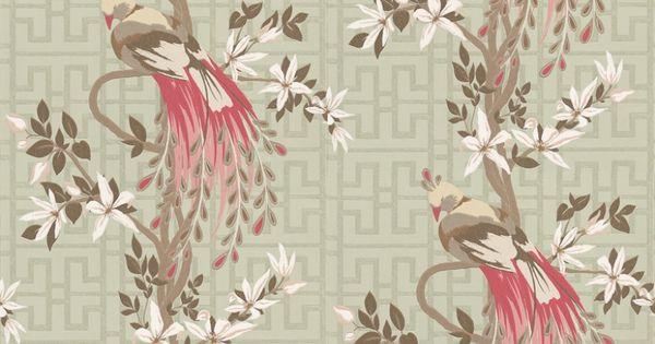 Paradiso ncw4030 02 nina campbell wallpapers an - Nina campbell paradiso wallpaper ...