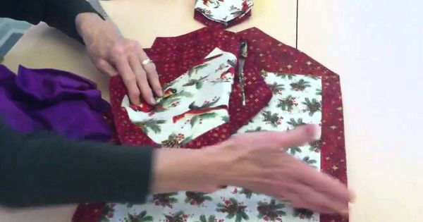 Warning this is the most annoying video ever i really for 10 minute table runner placemats