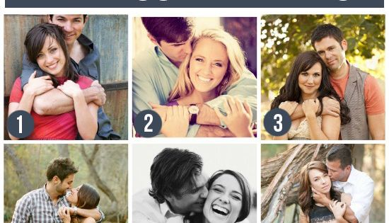 pose ideas for photos, actually important to think of before an engagement