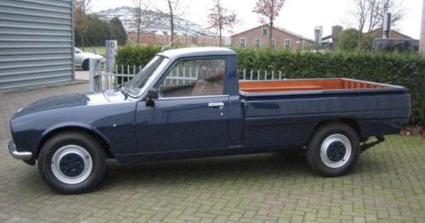 Peugeot 504 Pick Up 2 3 D In Concoursstaat 143 Foto S Voiture Peugeot Peugeot 504 504 Pick Up
