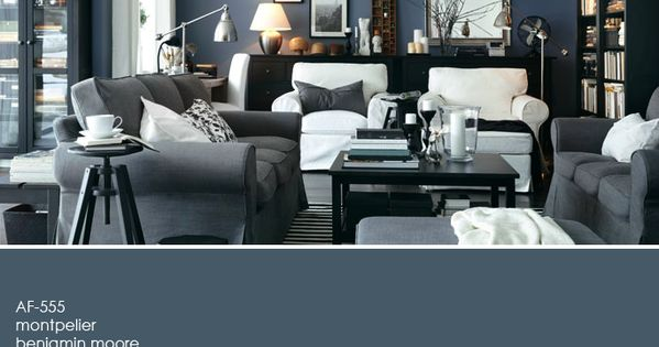 Best A Blue Gray Living Room… Slate Living Room Colors And 400 x 300