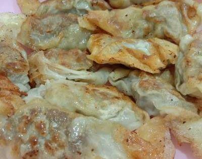 Resep Gyoza Dumpling Simpel Ala Rumah Oleh Tintin Rayner Resep Makanan Pangsit Resep