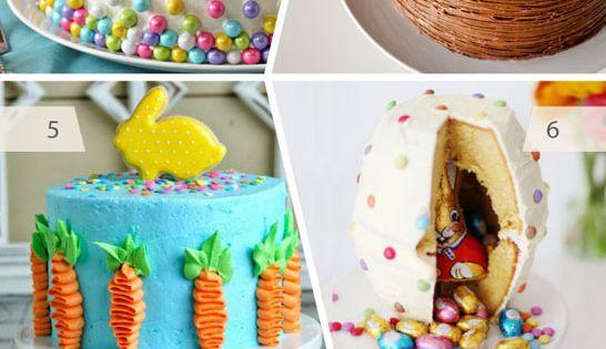Today Recipes Easter Lamb Cake Recipe T