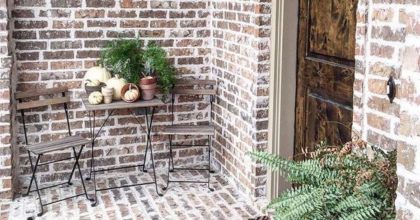 Brick With Smeared Mortar New Home Exterior Pinterest