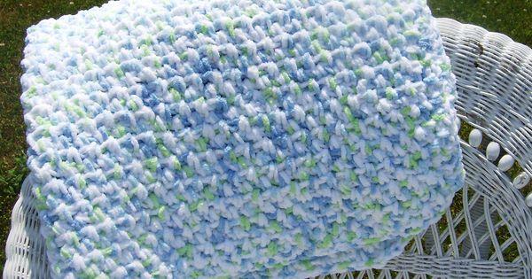 Crochet Pattern For A Quick Amp Easy Crochet Baby Blanket