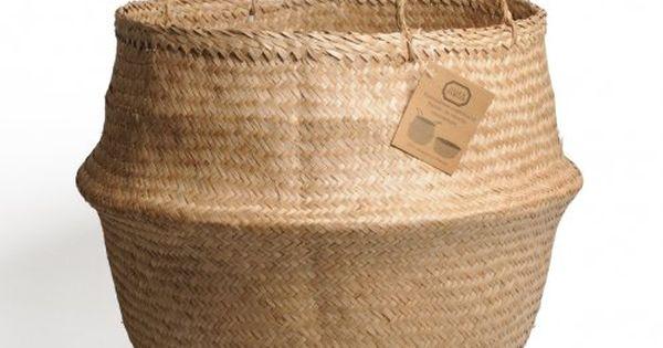 mand zeegras naturel groot dille kamille wishlist pinterest planten thuis en vietnam. Black Bedroom Furniture Sets. Home Design Ideas