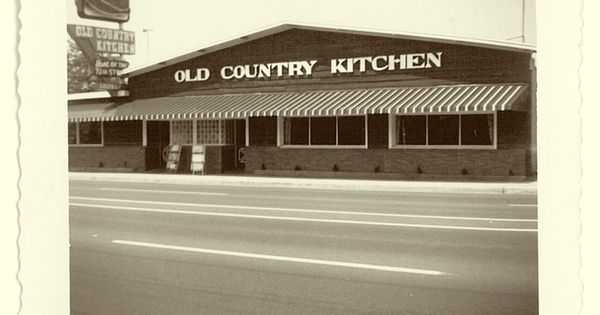 Old Country Kitchen Portland Oregon